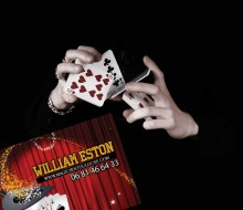 William Eston – Magicien