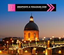 Graphiste pour la ville de Toulouse
