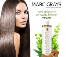Marc Grays – Lissage brésilien vegan